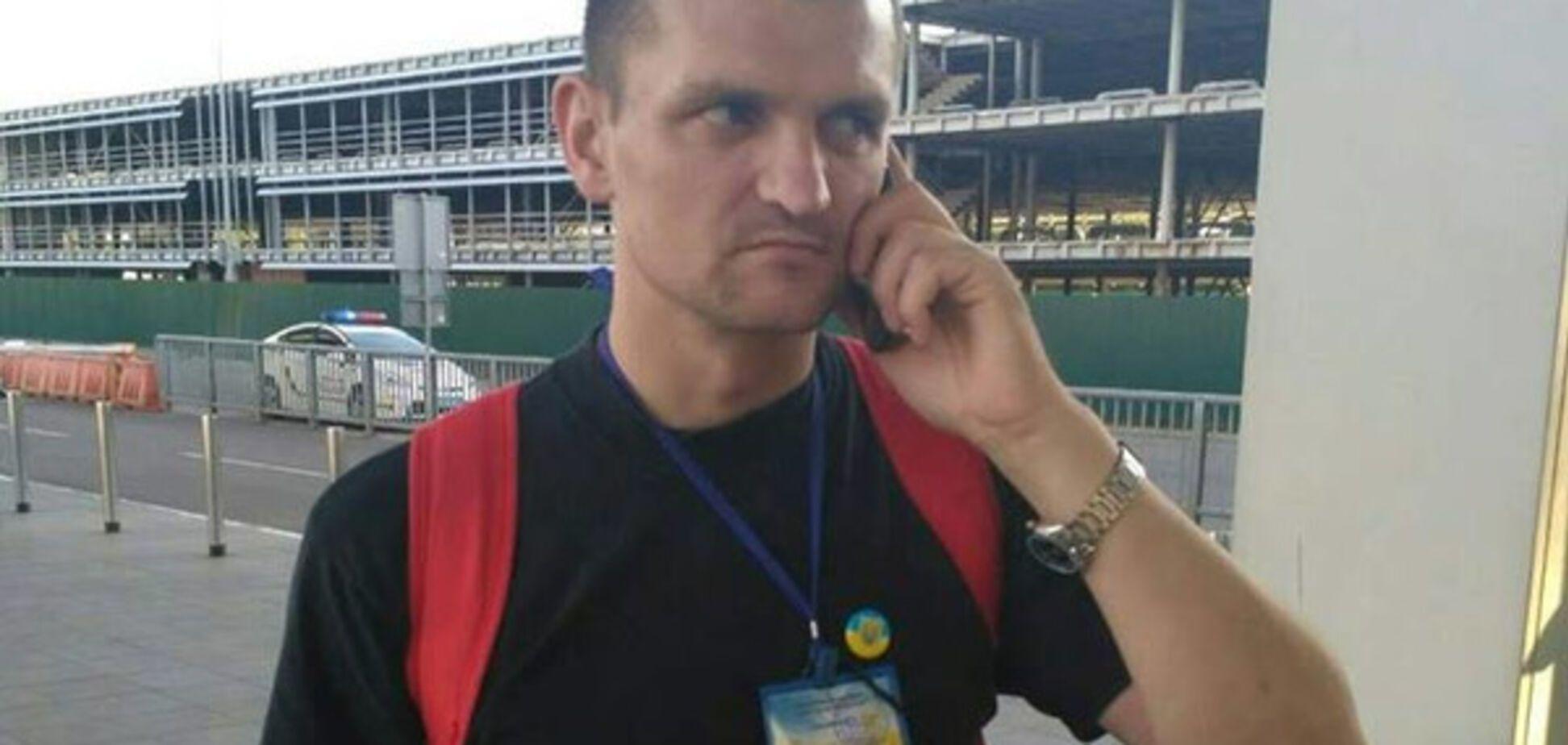 'Подайте на бойцов АТО': в Киеве засекли наглого мошенника-'волонтера'