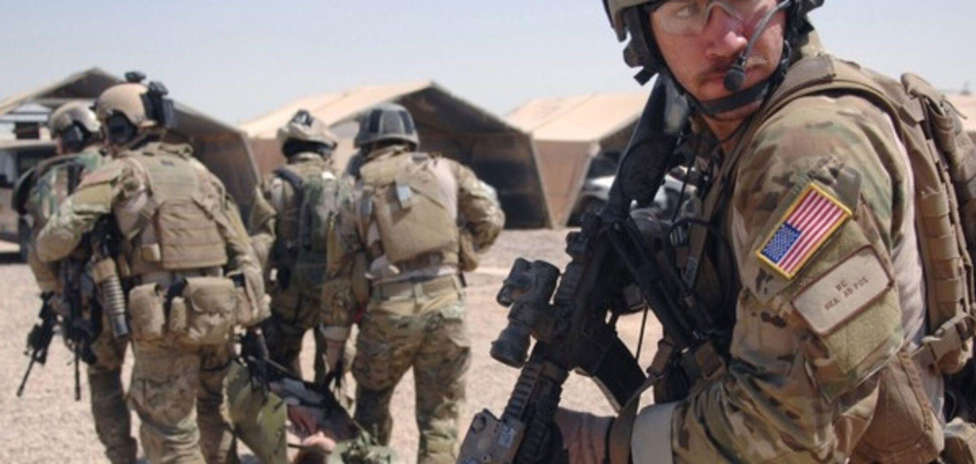 Американская армия на Ближнем Востоке