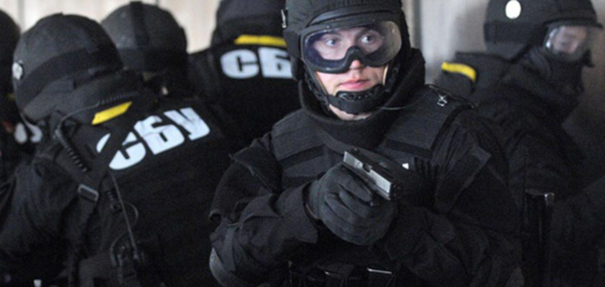 Обыски в Киеве