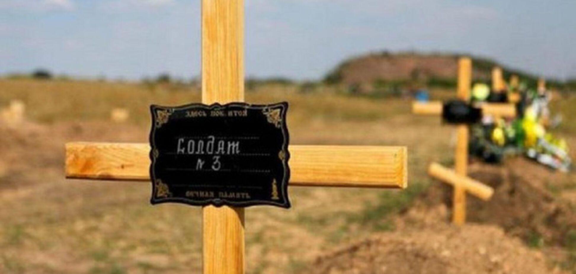 Потери войск РФ на Донбассе
