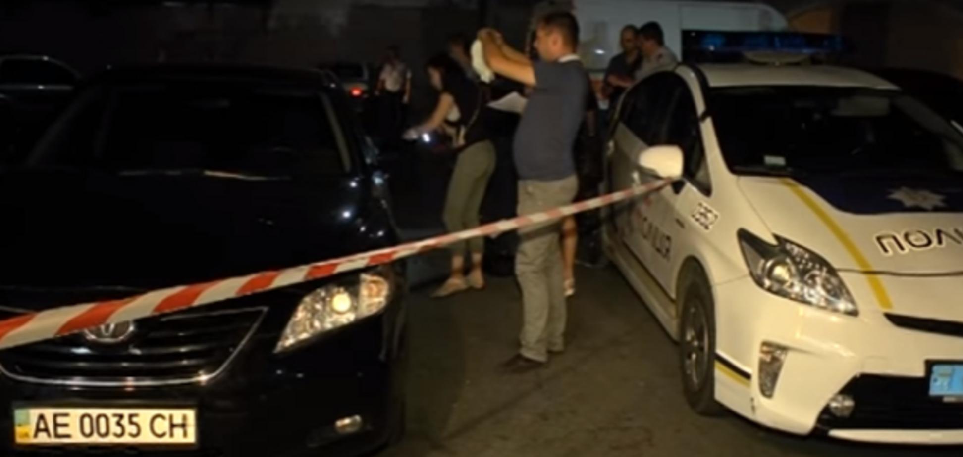 Вбивство в Дніпрі учасників АТО