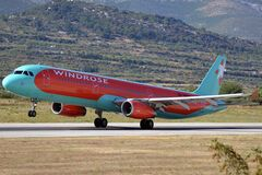 WindRose a321