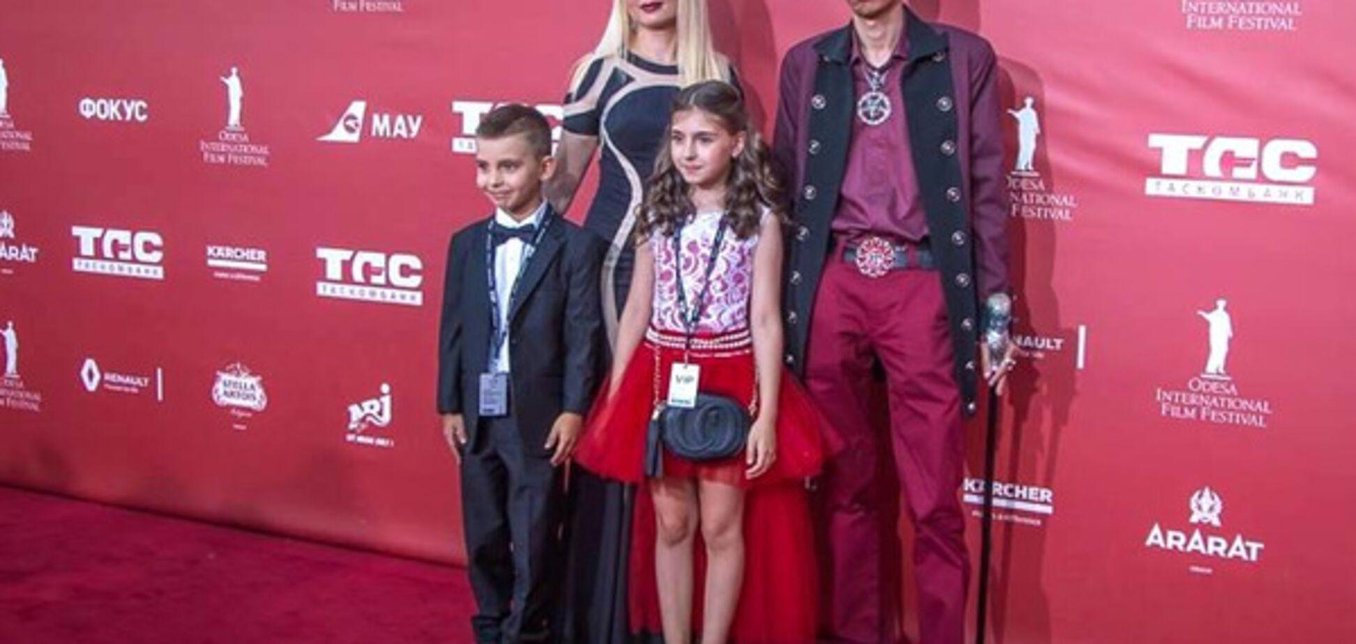 Зоряні фото Одеського кінофестивалю