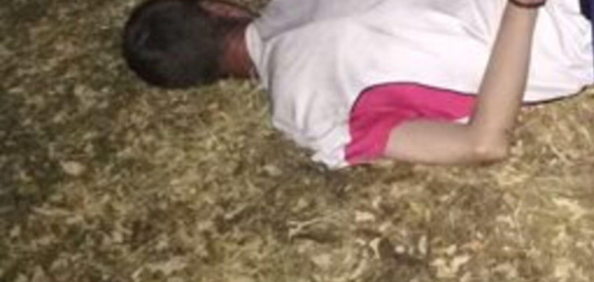 В Запорожье пойман убийца, перерезавший жертве горло в парке