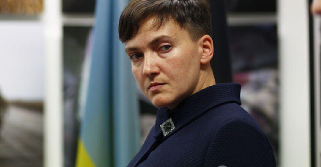 """Результат пошуку зображень за запитом """"Савченко поскаржилася на проблеми"""""""