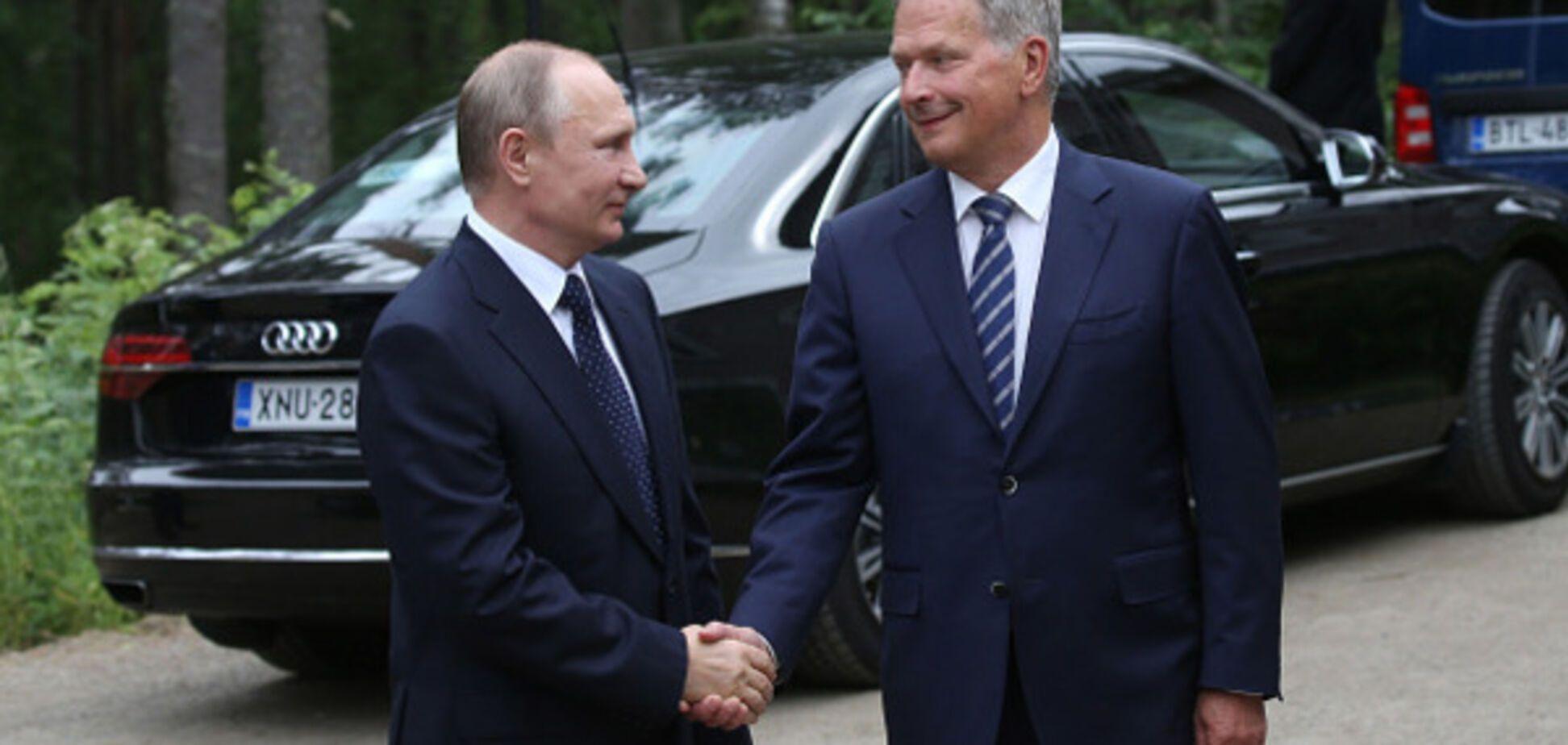 Путін і Нііністё