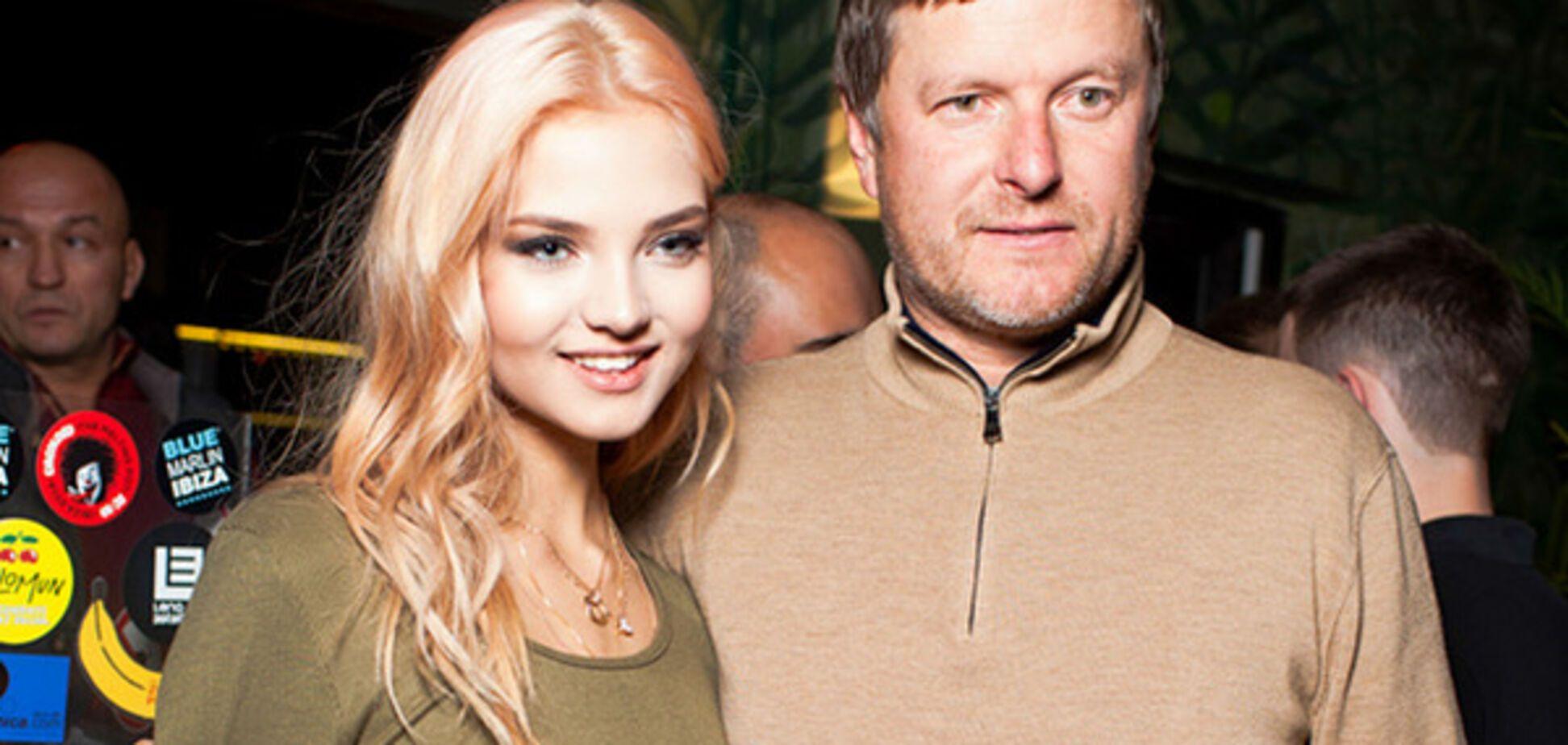 Евгений Кафельников дочь Алеся