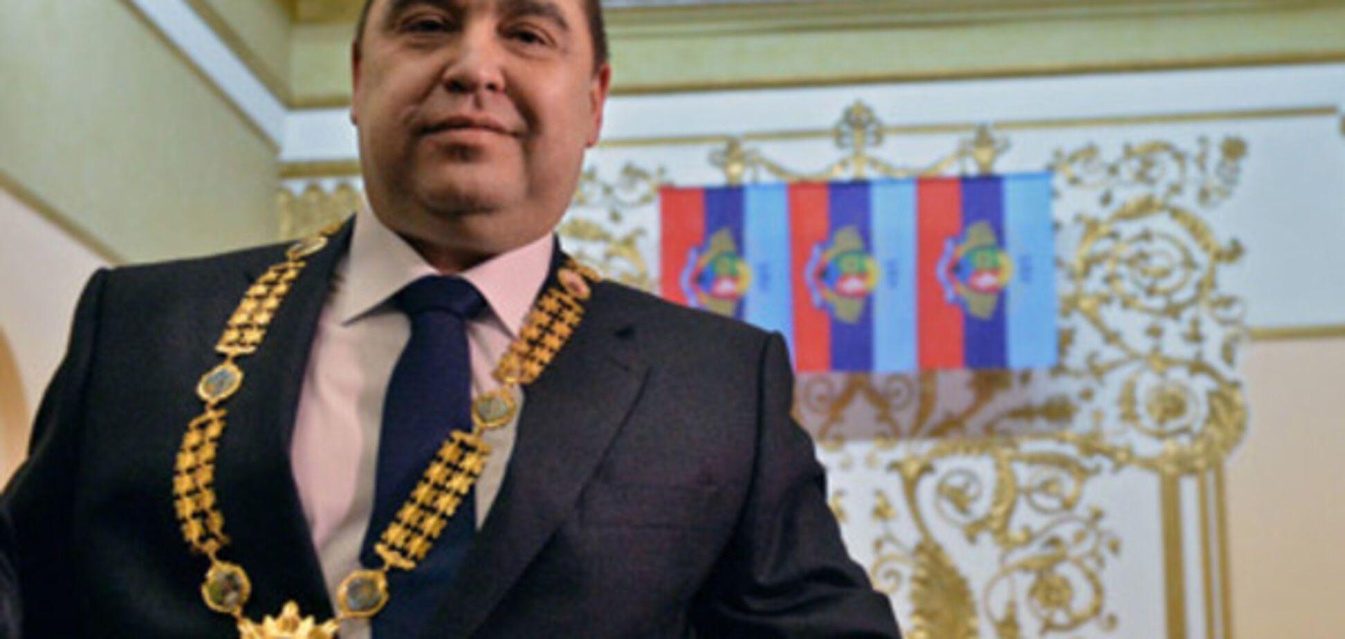 Игорь Плотницкий, \'ЛНР\'