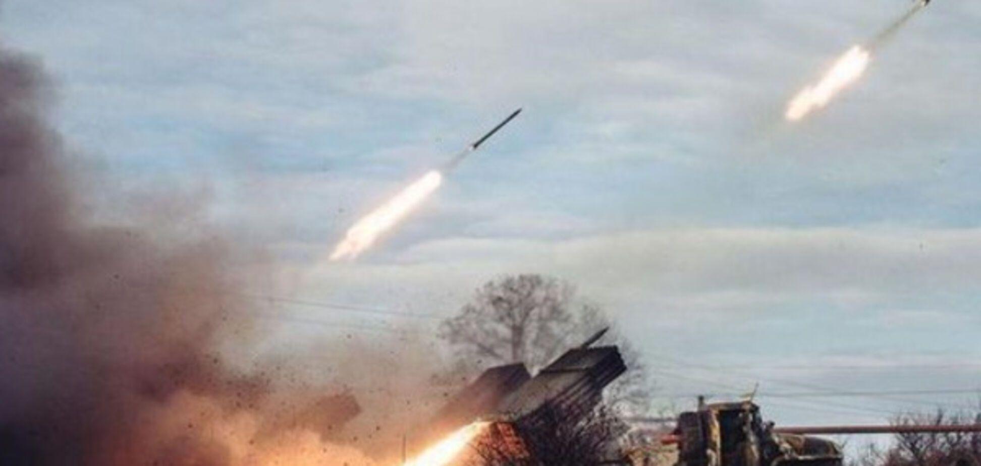 Атаки на Донбасі