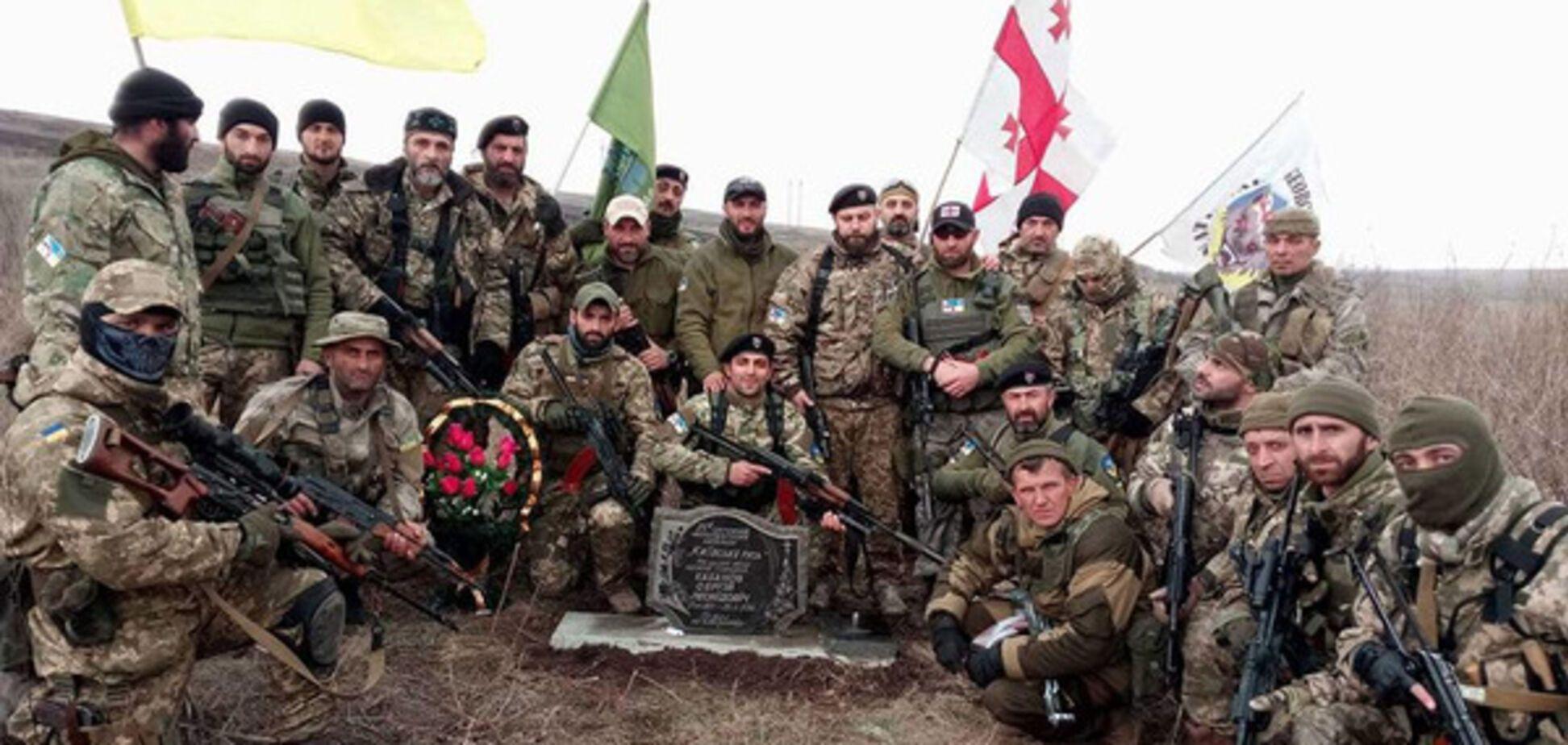 Грузинский национальный легион