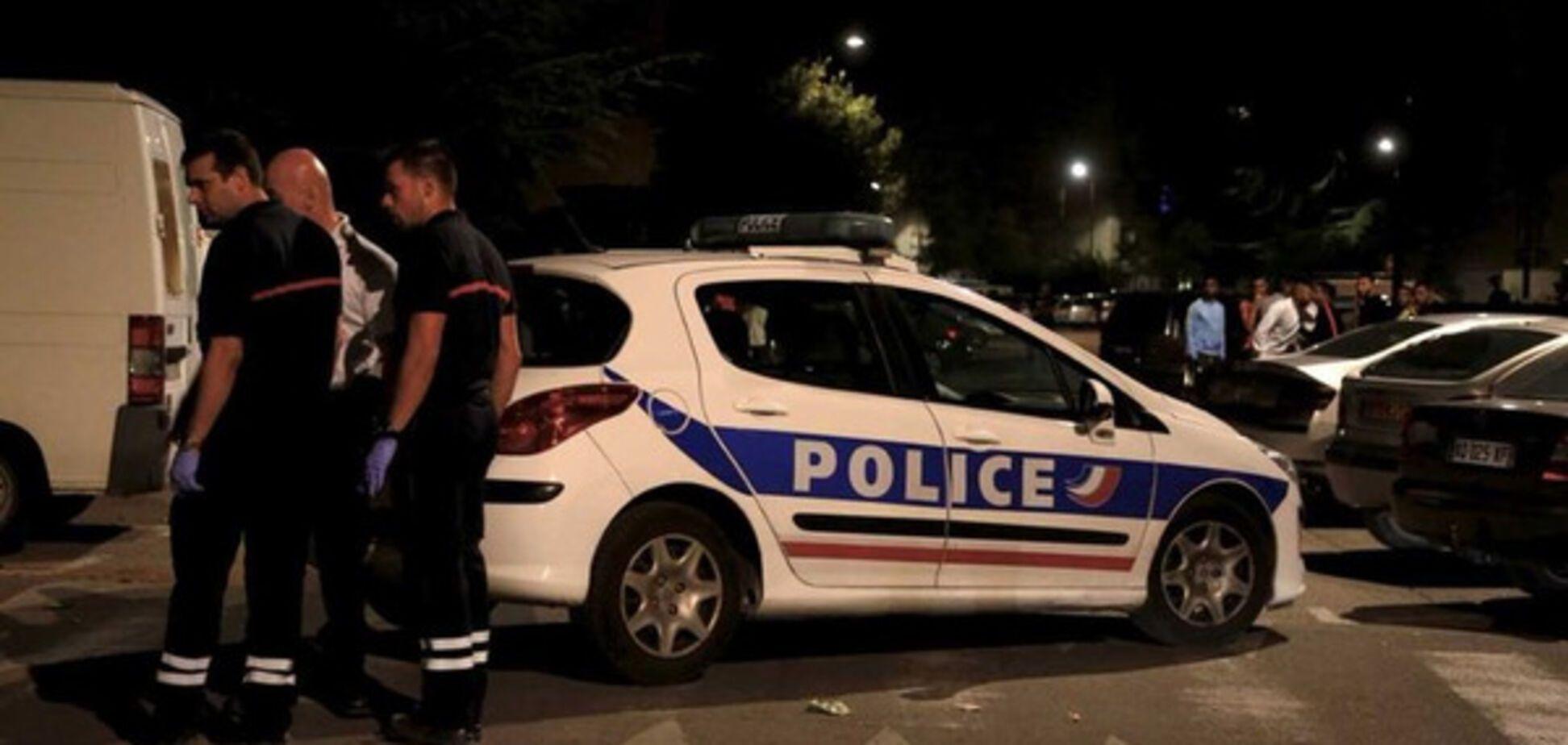 Стрельба во Франции