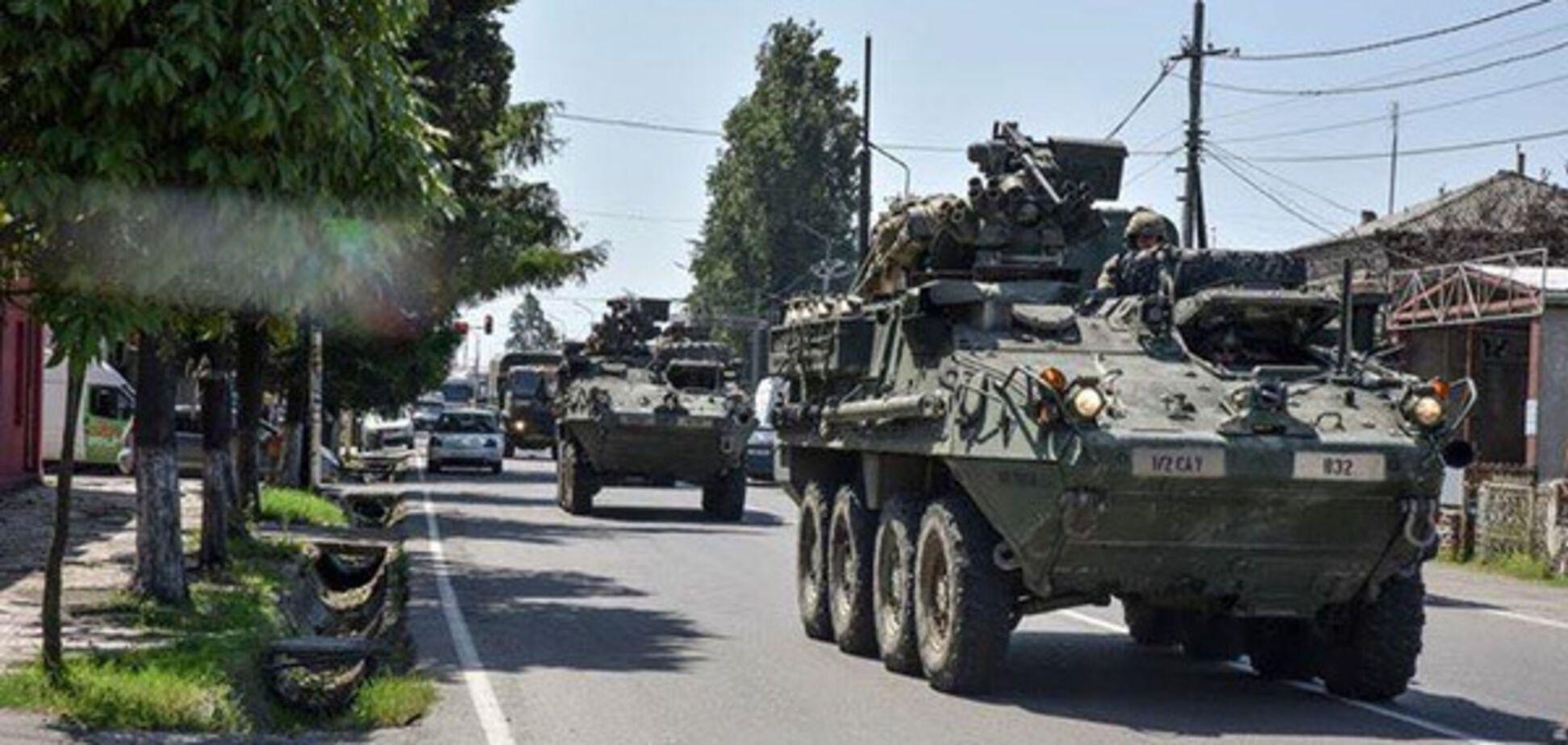 Войска НАТО в Грузии