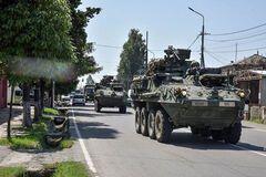 Війська НАТО в Грузії