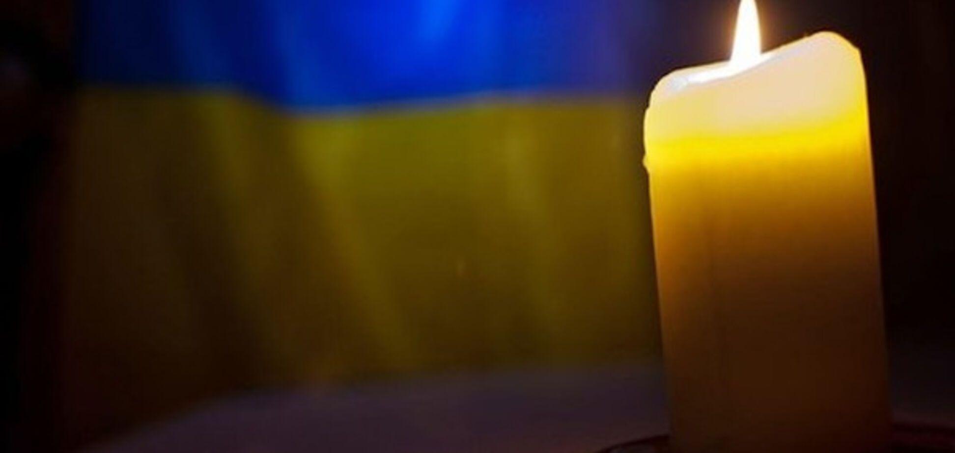 В Днепре в больнице скончался боец АТО, получивший ранения на полигоне