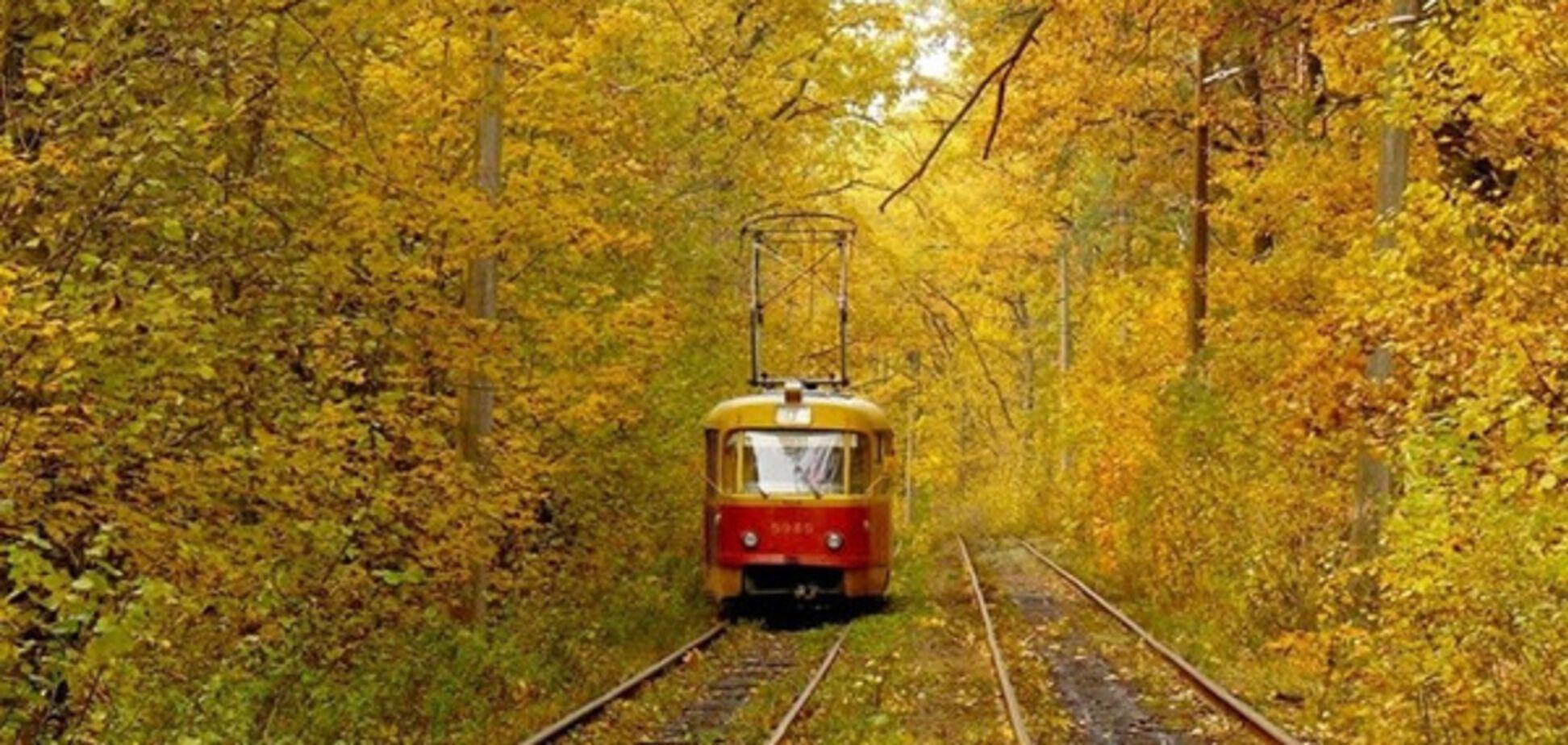 В Киеве реконструируют знаковый участок трамвайной линии
