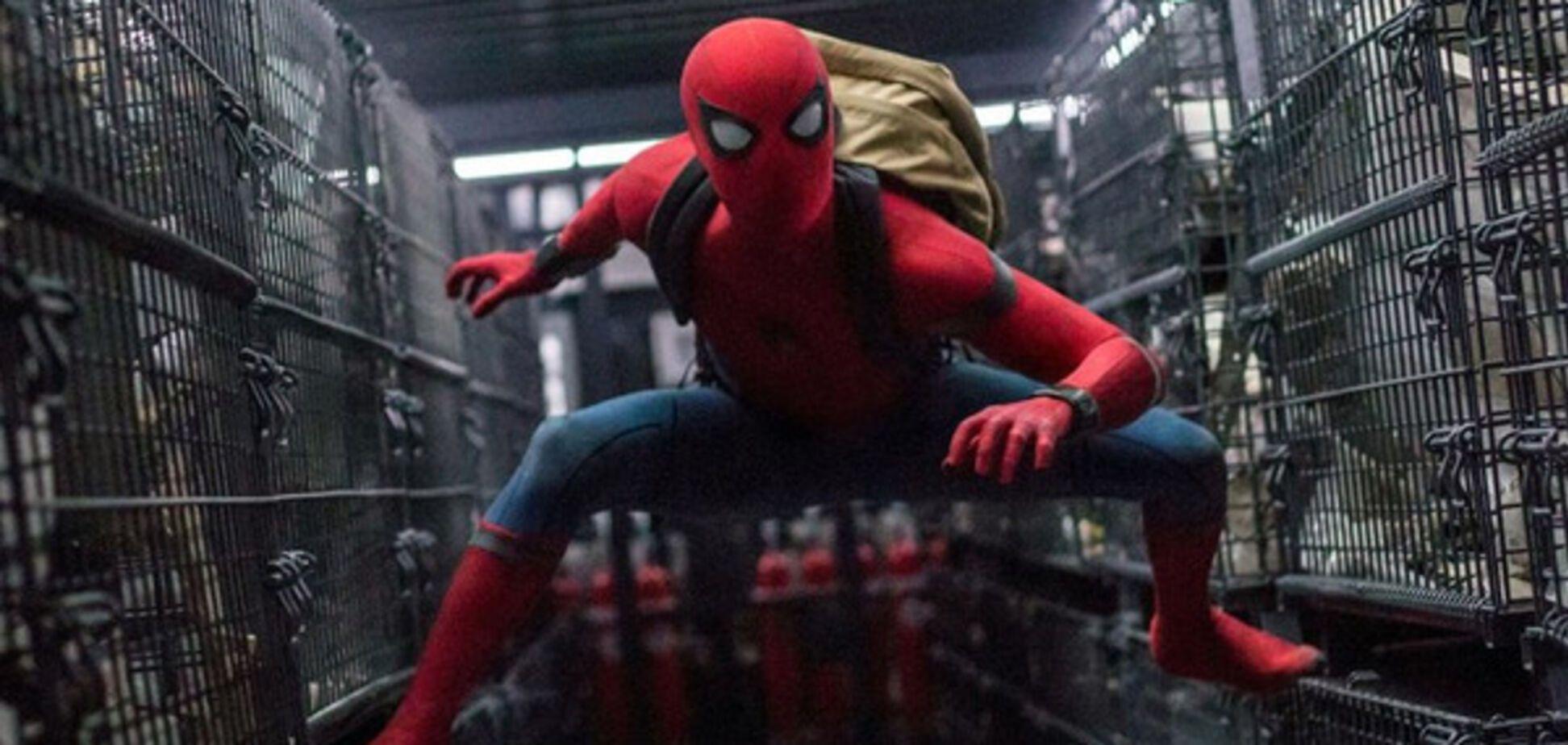 \'Человек-паук: Возвращение домой\'
