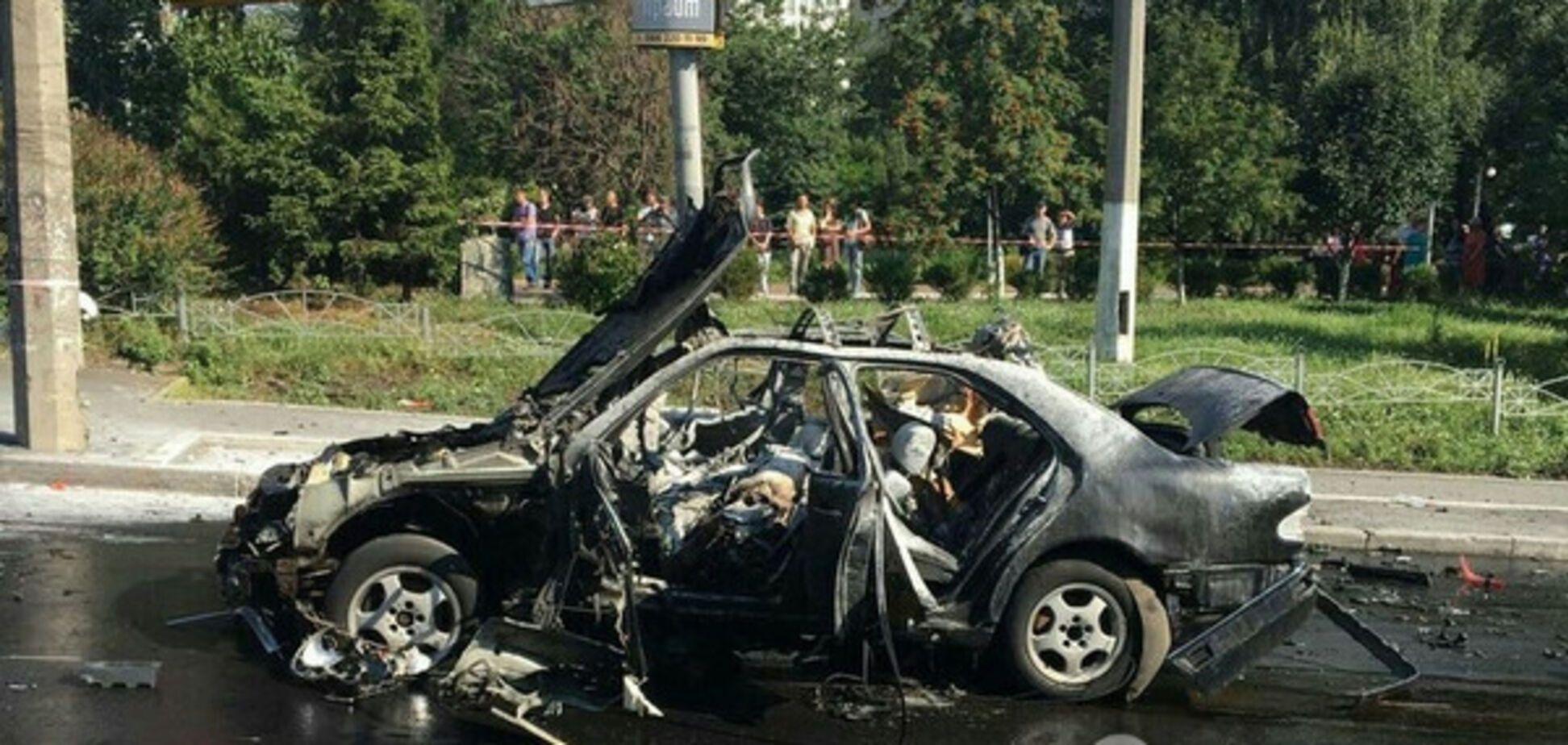 Вбивство офіцера ГУР у Києві