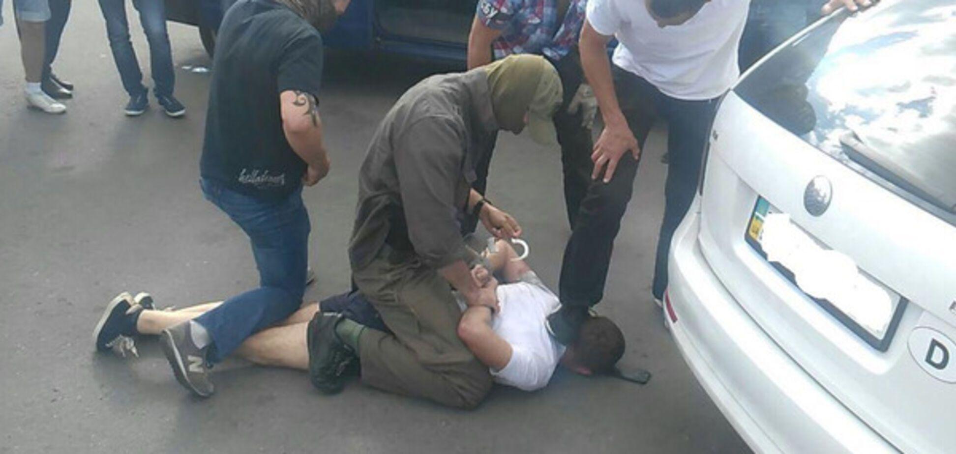 Активіста Михайла Бурду заарештували за вимагання