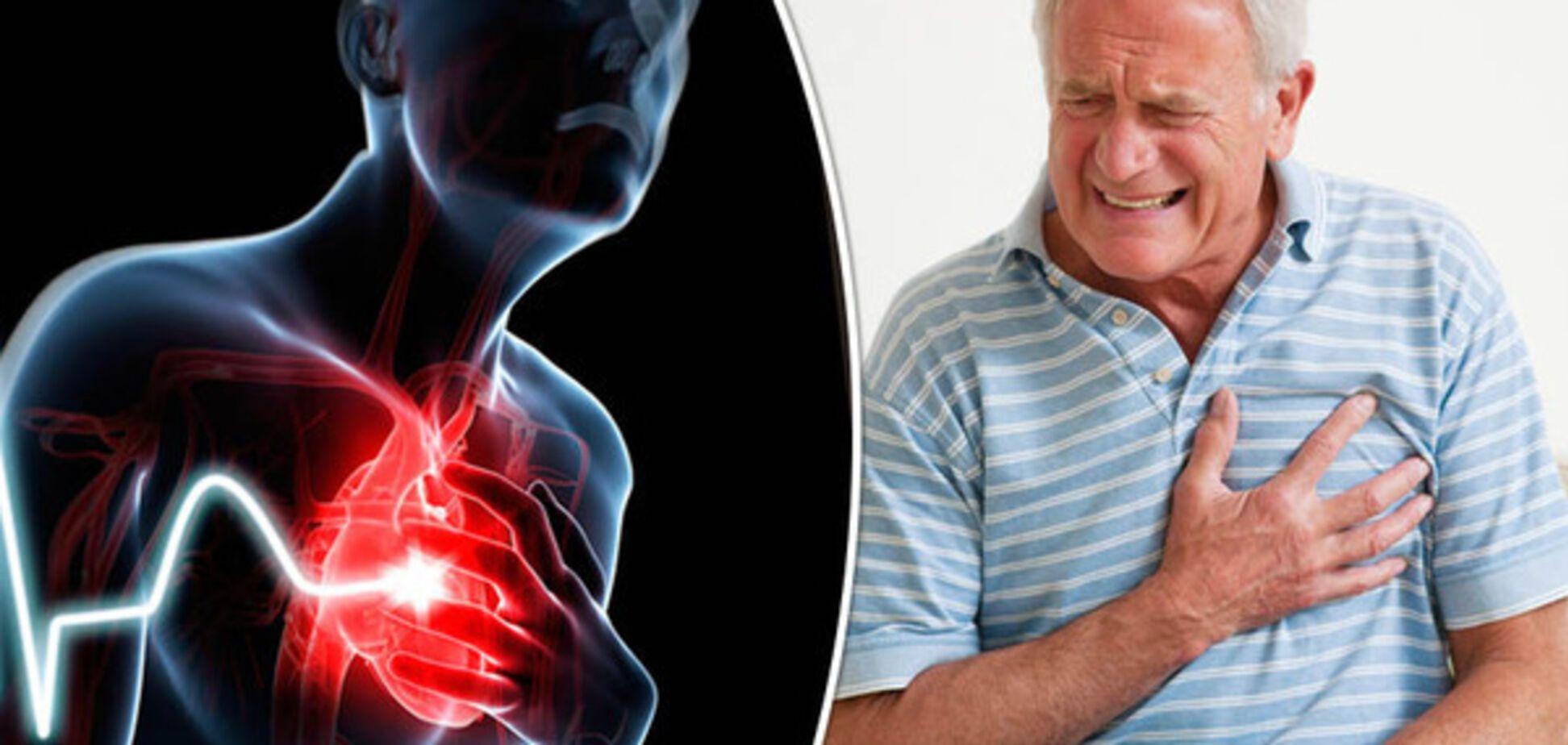 Коварный сердечный приступ: нехарактерные признаки