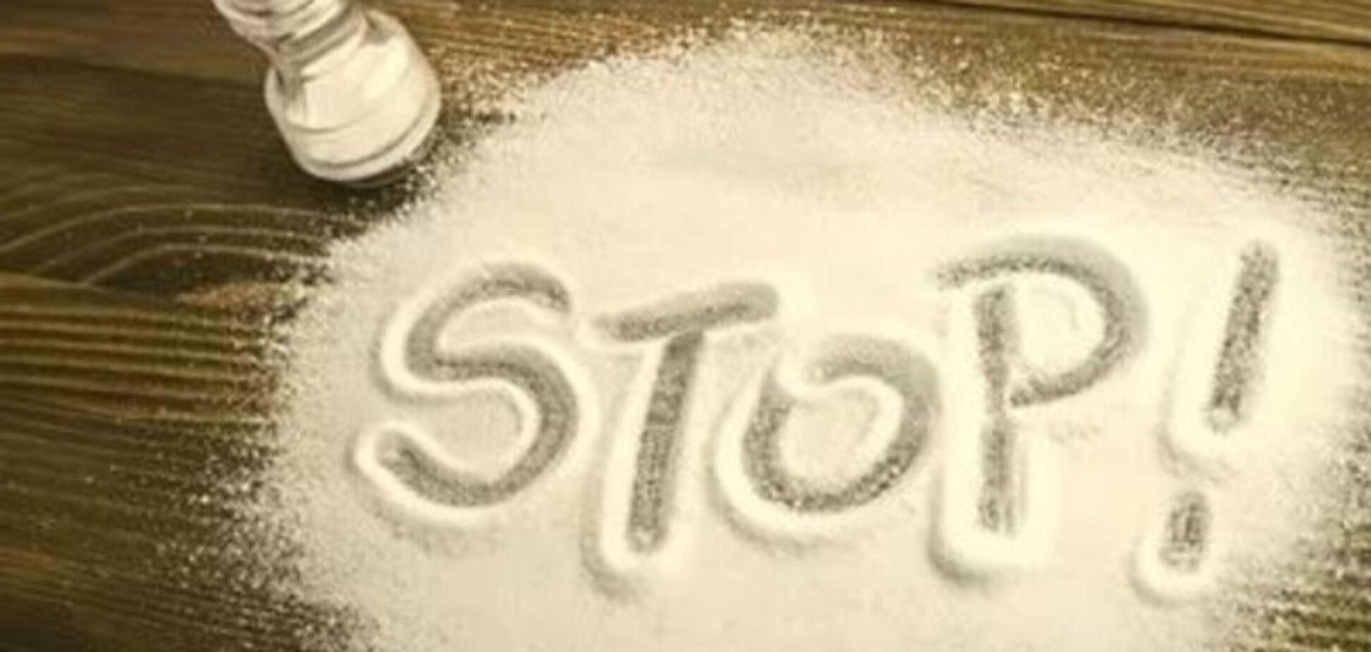 'Белый яд' или 'белое золото': научно-популярно о соли и сахаре