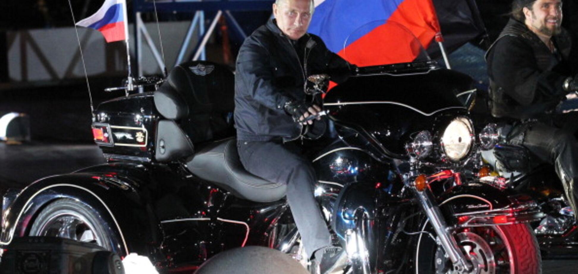 К важнейшему другу на 'кульминацию': Путин намылился в оккупированный город Украины