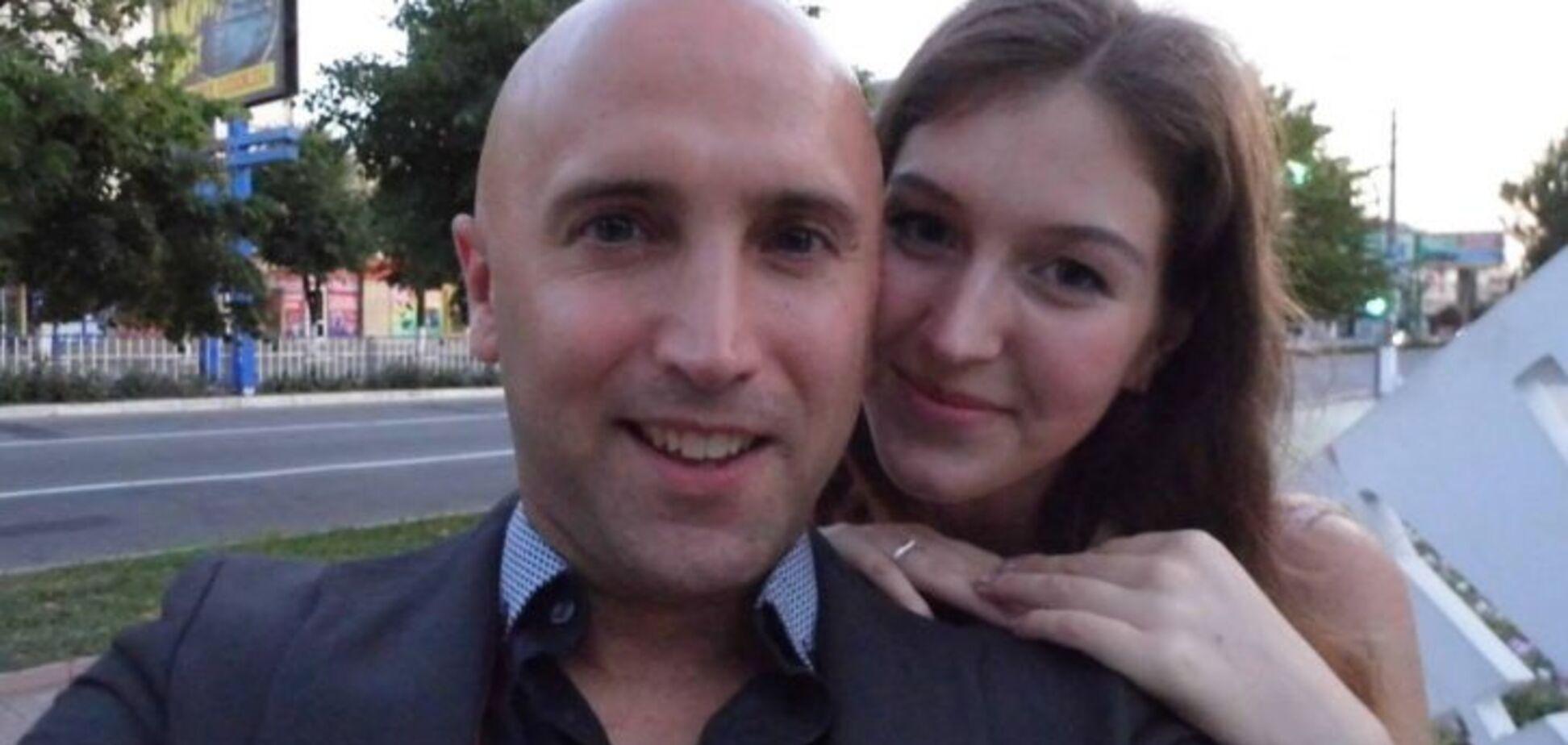 Кремлевский пропагандист Филлипс нашел себе в 'ЛНР' жену: опубликованы фото пары