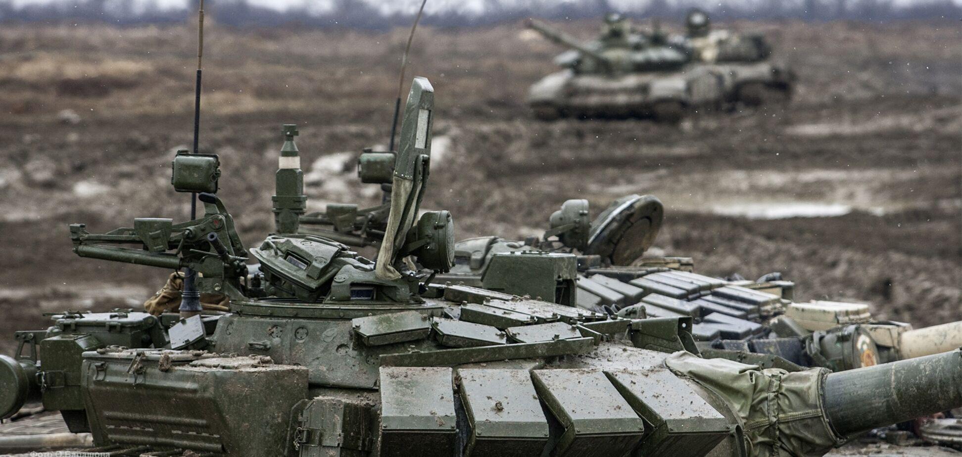 Закрыть дырку: стало известно, зачем Россия выдвигает к Украине танковую армию
