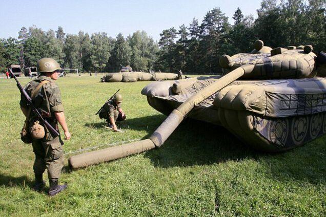 Только информационная помпа: эксперт указал на уязвимый участок российской обороны