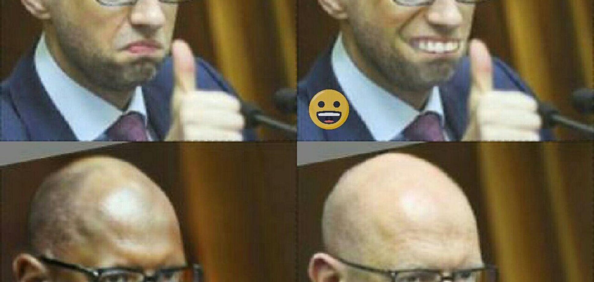 Черный, белый, азиат: украинским топ-политикам 'сменили' цвет кожи и это очень смешно