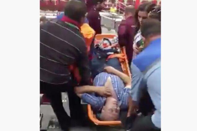Смертельная трагедия на матче в России: погибшим оказался крупный чиновник
