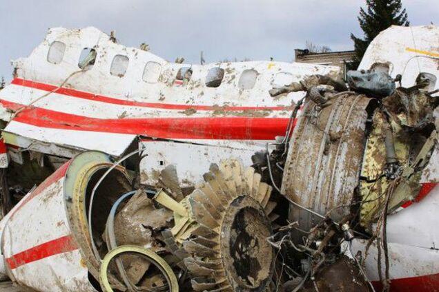 Смоленская трагедия и взрывчатка на самолете Качиньского: в России