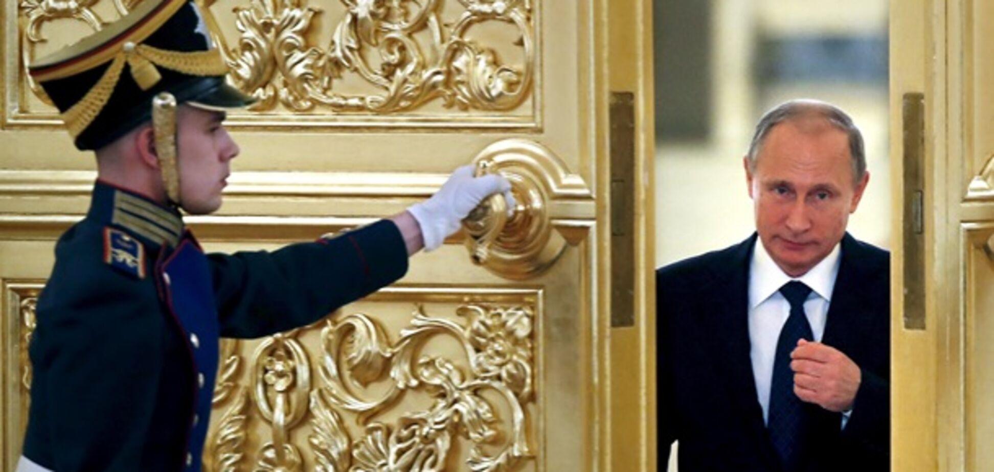 Зменшити Україну до 9 областей: в РФ пояснили 'шумовий ефект' Путіна