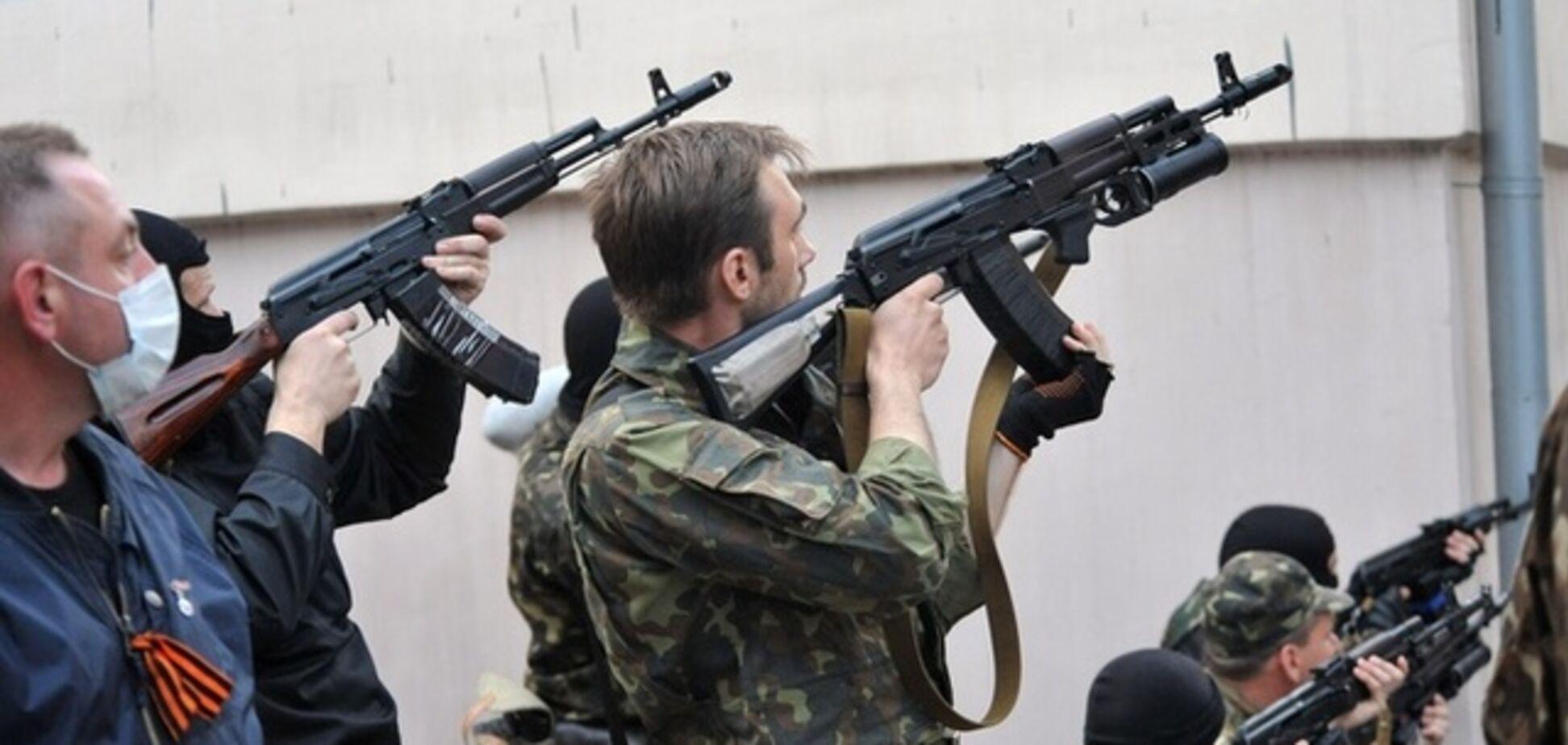 Росія вирішила відгородитися від терористів 'Л/ДНР'