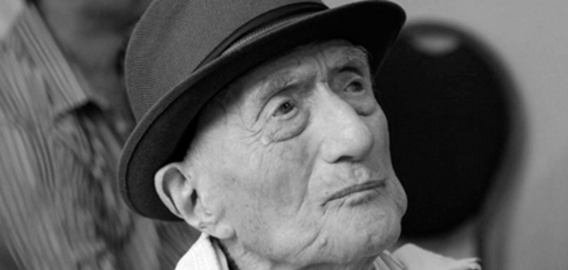 Пережив Освенцим: в Ізраїлі помер найстарший чоловік на планеті