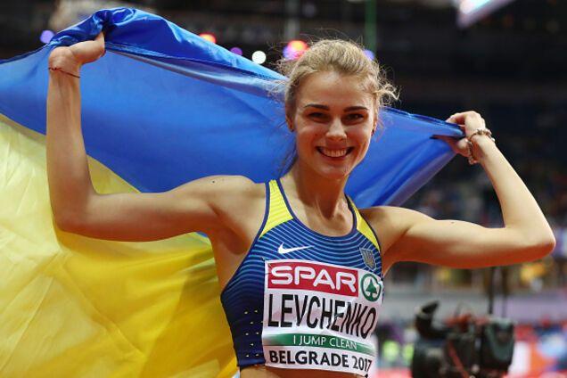 Украинка стала вице-чемпионкой мира по легкой атлетике