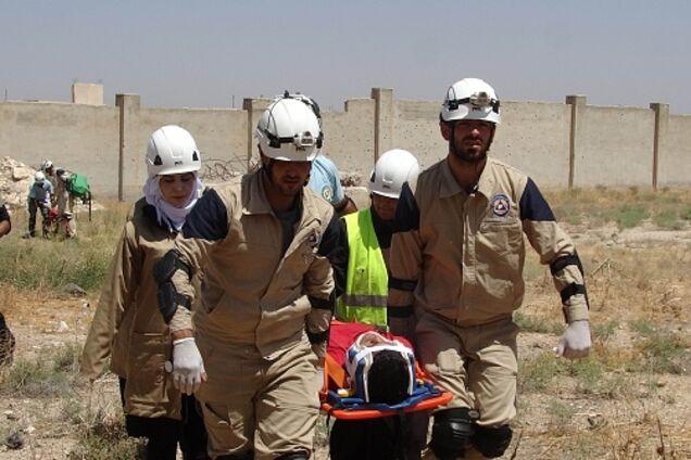 В Сирии растреляли семерых сотрудников