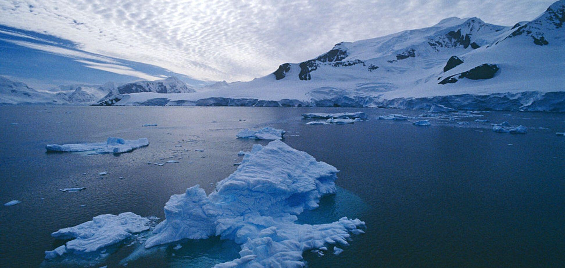 Под льдами Антарктиды обнаружена находка, которая может угрожать всему человечеству