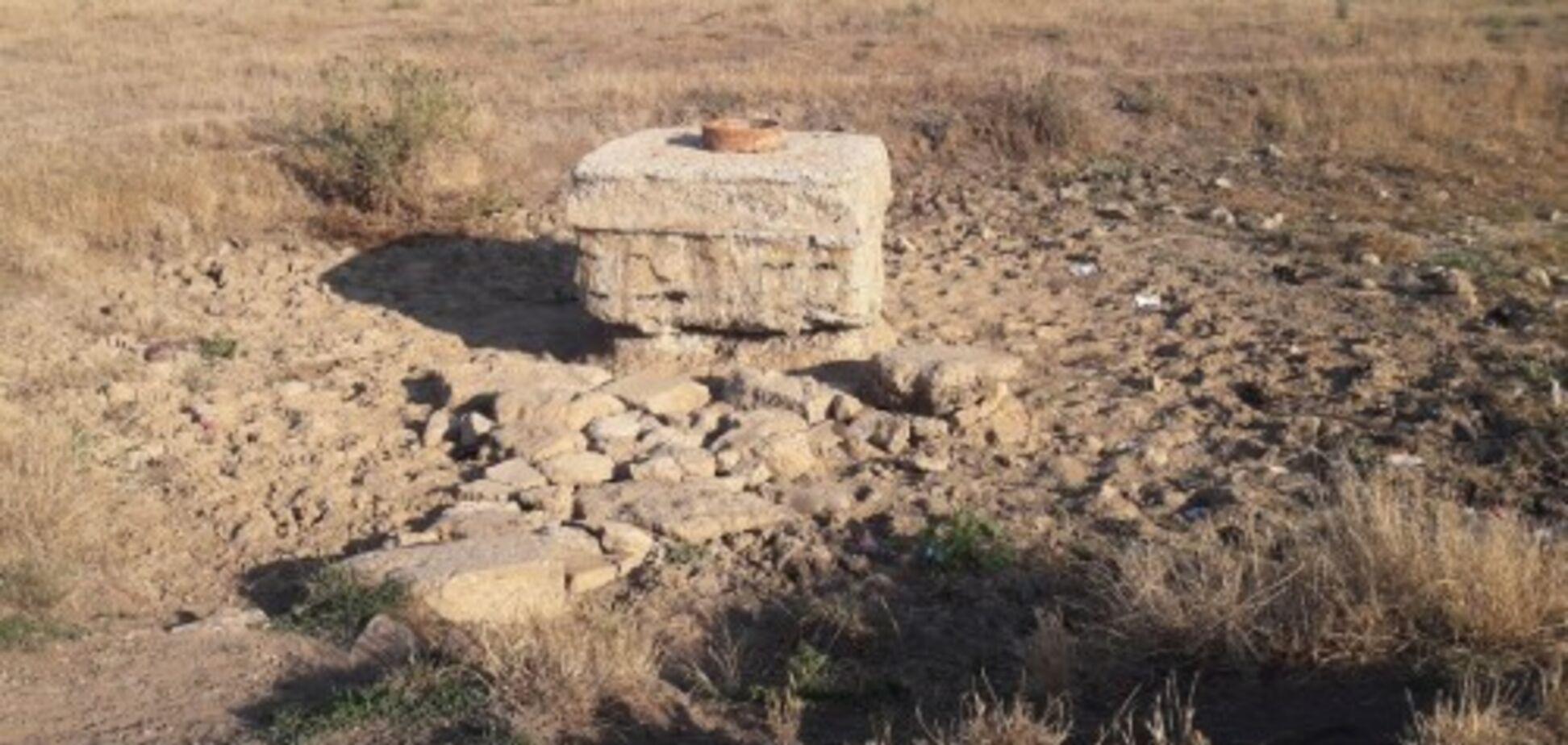 Без украинской воды в Крыму будет пустыня