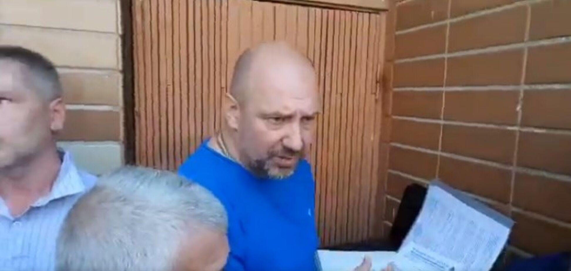 Інцидент в Києві з Мельничуком: момент стрілянини потрапив на відео