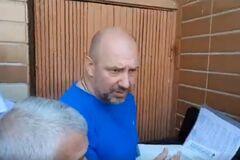 Инцидент в Киеве с Мельничуком: момент стрельбы попал на видео