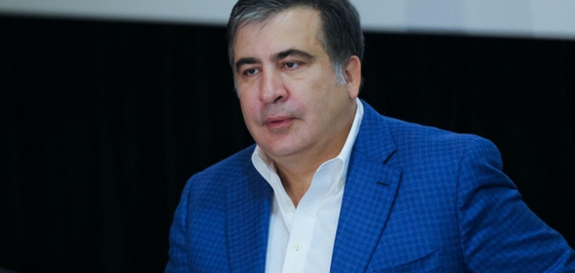 'Я возвращаюсь в Украину': Саакашвили рассказал, как и когда пересечет границу