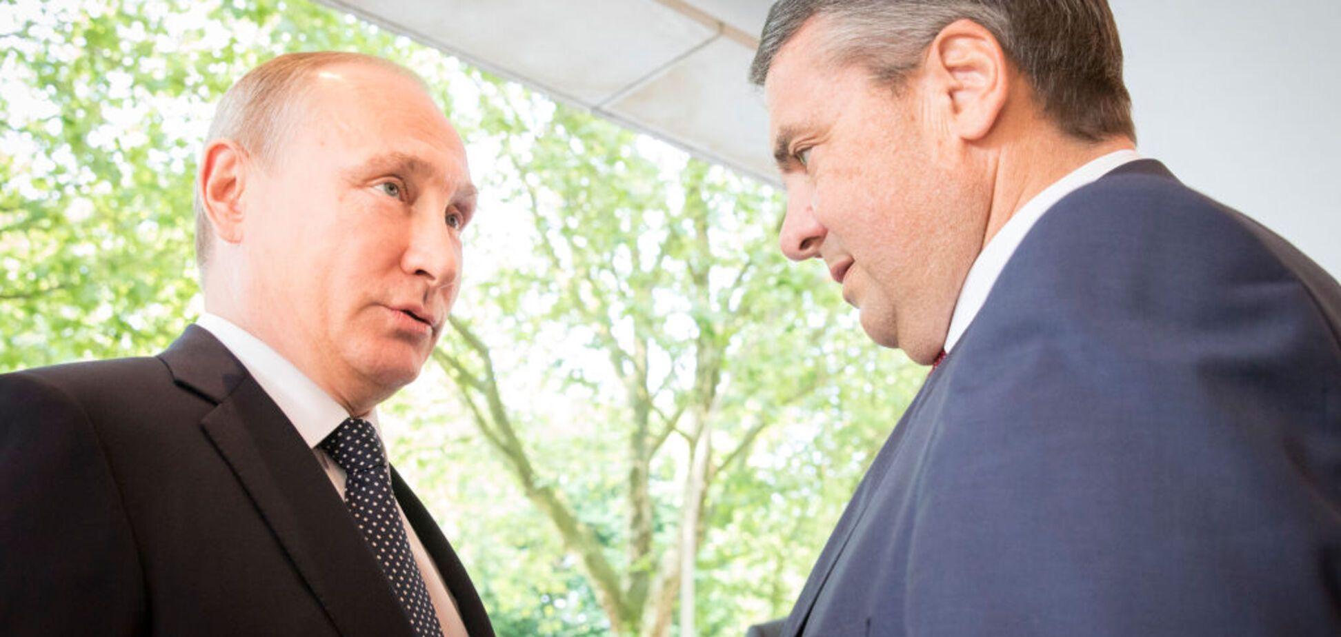 Габриэль призывает закрыть глаза на Крым
