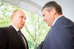 Габріель закликає закрити очі на Крим