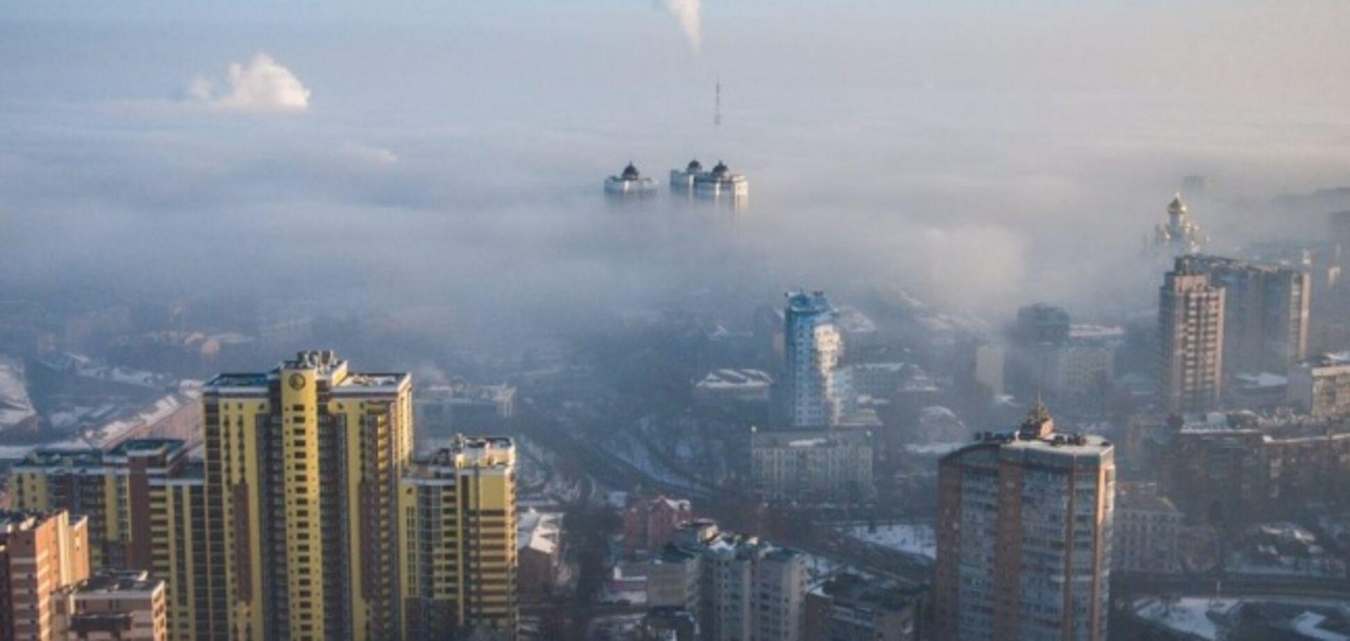 Київ - найгірше місто для життя? Еколог заявив про знищення 'захисту' столиці