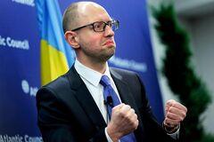 'Извращенец-шоу' с Яценюком скоро на телеканалах страны?
