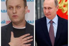 Олексій Навальний, Володимир Путін
