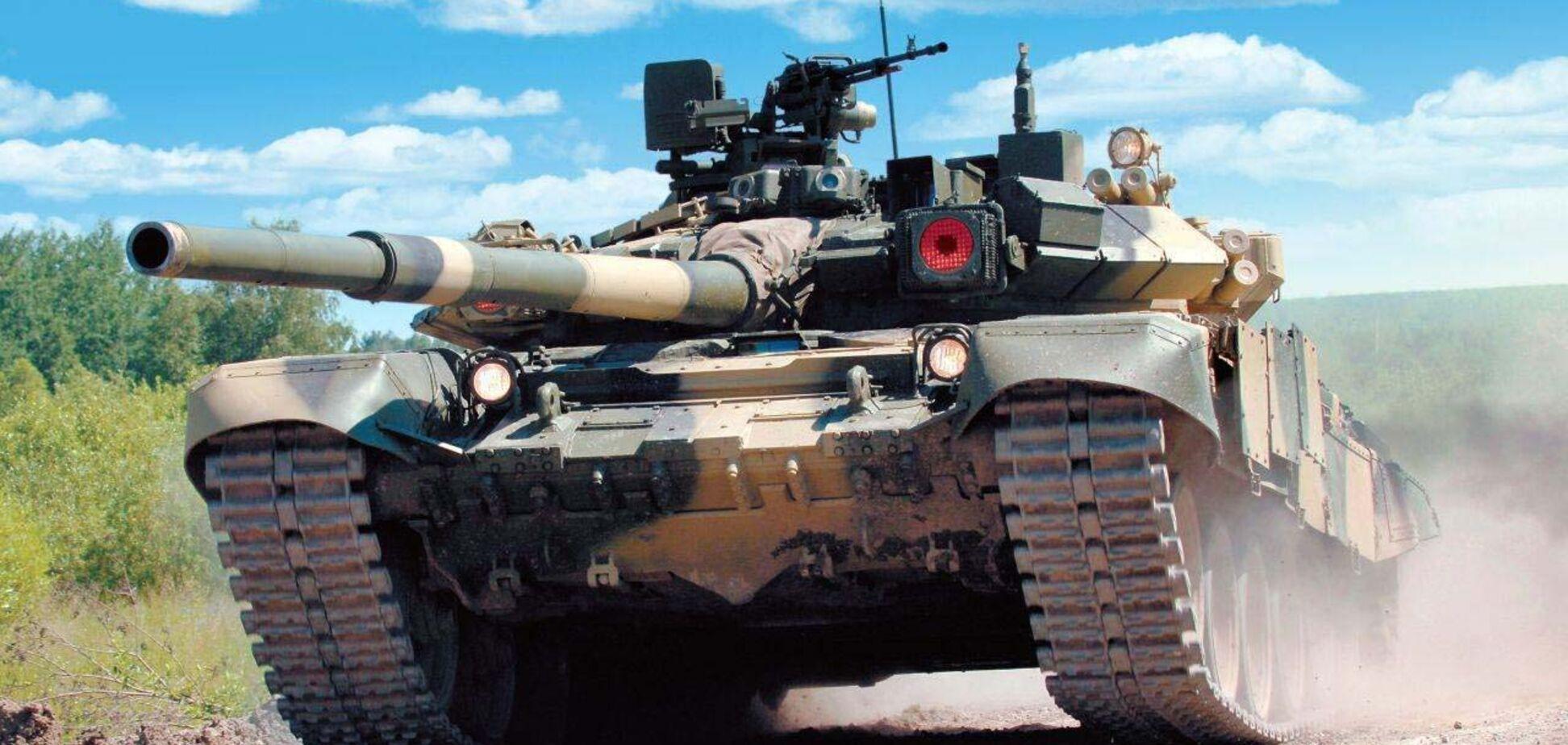 'Бомбануть один танчик': в Украине заявили, что могут 'убивать' российские Т-90А