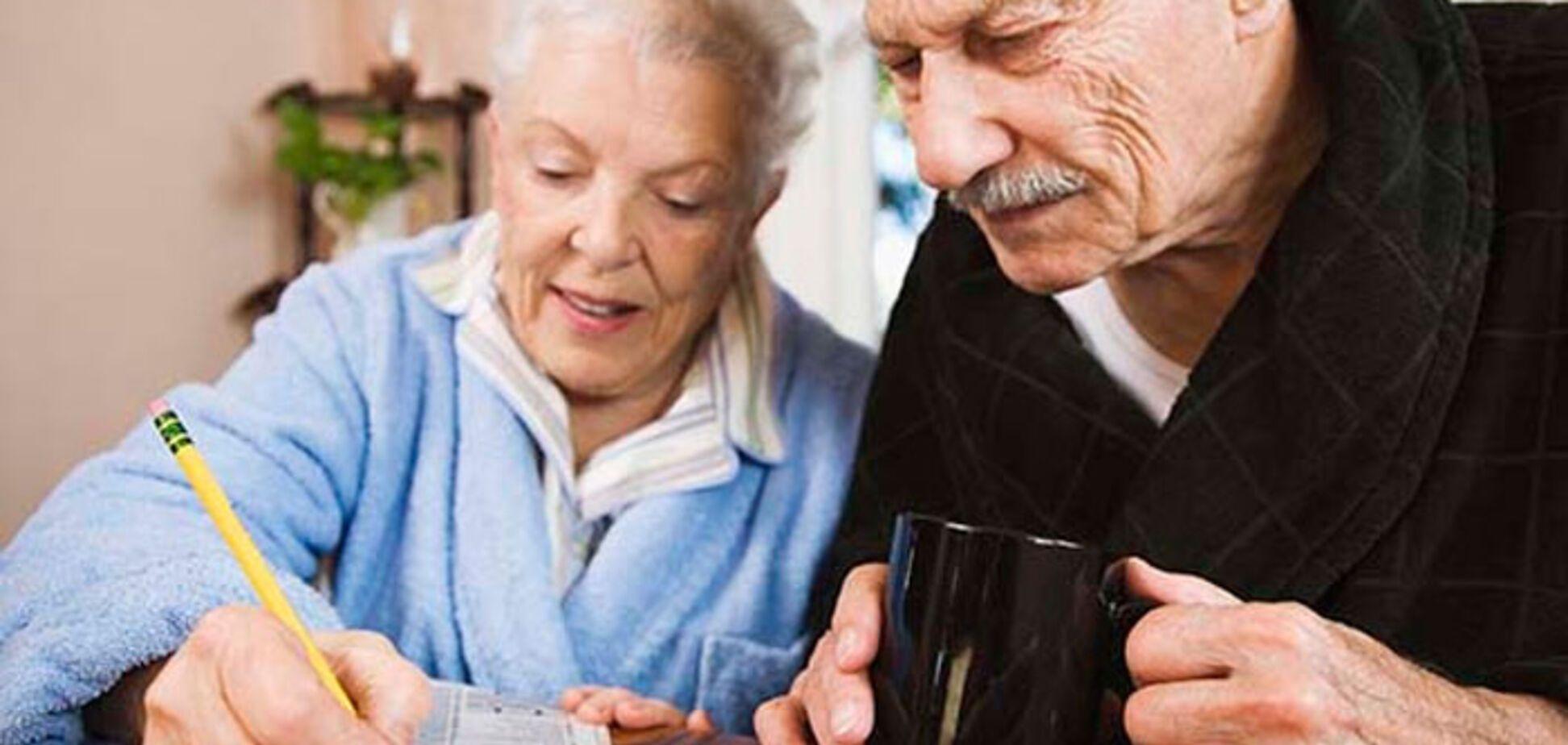 Против Альцгеймера: британцы придумали сложную загадку