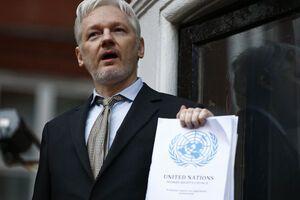 Ассандж WikiLeaks