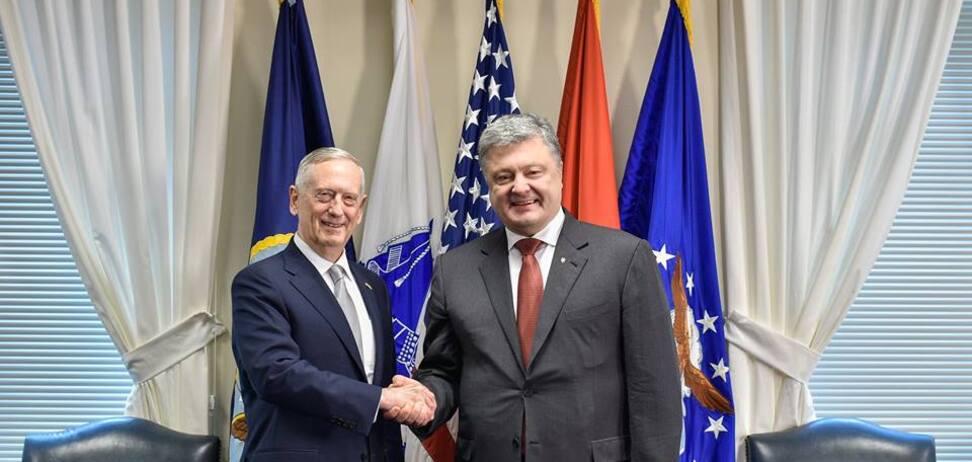 США сделают 'серьезный дружеский жест' ко Дню Независимости Украины